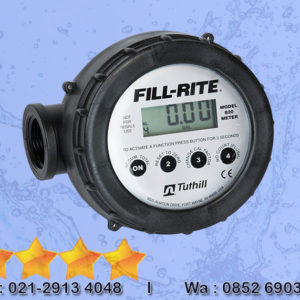 Flow Meter Fil Rite 820 Digital