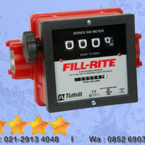 Flowmeter Fill Rite 900 Basic