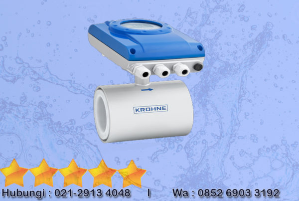 Flowmeter Krohne OPTIFLUX 1050