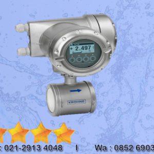 Flowmeter Krohne POWERFLUX 5300