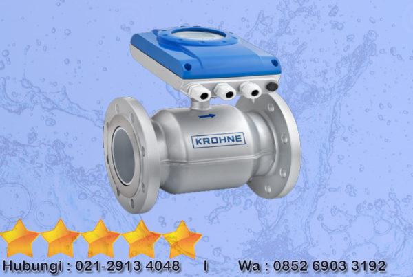 Flowmeter Krohne WATERFLUX 3050