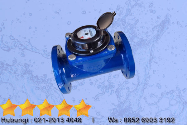 Water Meter Amico 4 Inch