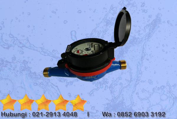 Water Meter Itron 0,5 Inch