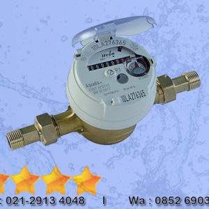 Water Meter Itron Aquadis