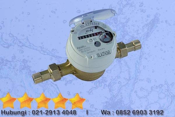 Water Meter Itron Aquadis