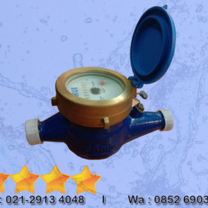 Water meter Hui 0,5 Inch Dn 15mm