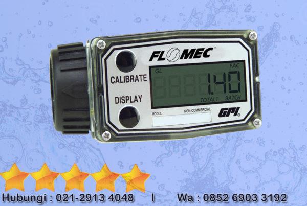 Flow Meter Flomec 1 Inch NPT digital