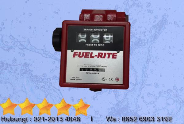 Flow Meter Fuel Rite