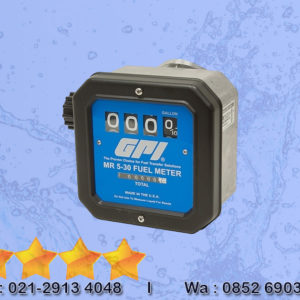 Flow Meter Gpi MR 5-30