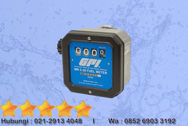 Flow Meter Gpi MR 5-30