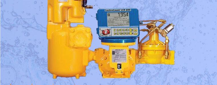 Flow Meter LC M-25