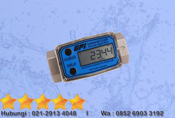 Gpi G2 Flow Meter