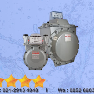 Itron Series Commercial Gas Meter