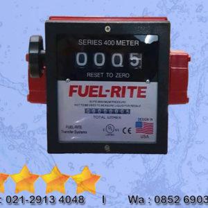 Jual Flow Meter Fuel Rite
