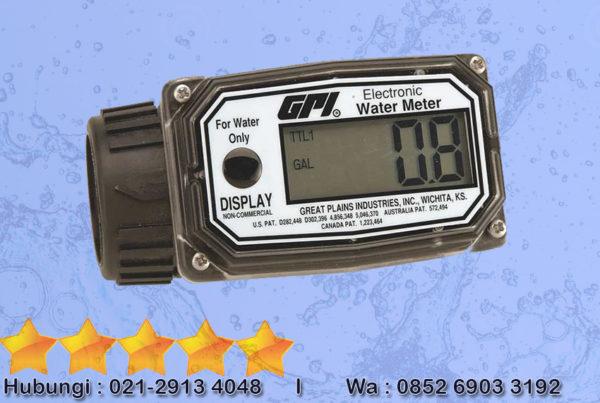 Jual Gpi 1 Inch Flow Meter