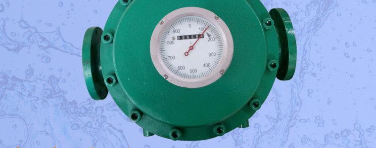 LC Oval Flow Meter