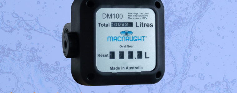 Macnaught Dm 100 Flow Meter