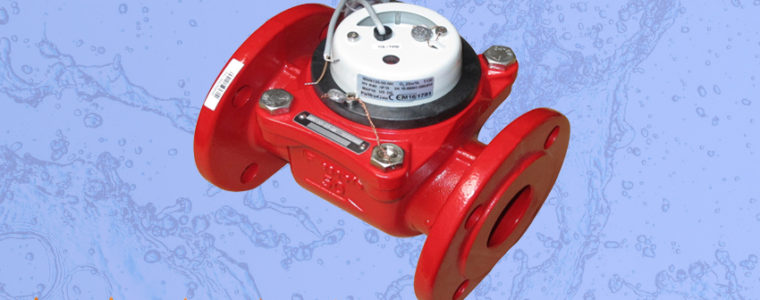 Powogaz Hot Water Meter