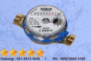 Powogaz JS Water Meter