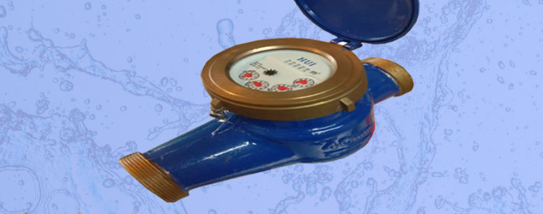 Water Meter Hui 1,5 Inch Dn 40mm