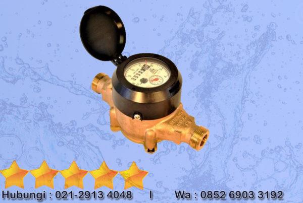 Water Meter Zenner 0,5 Inch