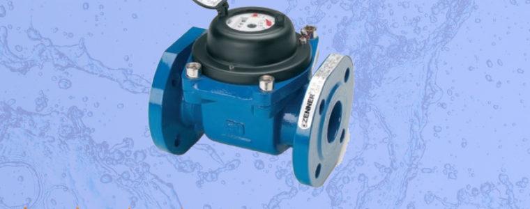 Zenner Woltman Water Meter
