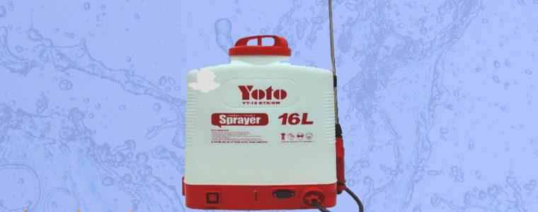 Jual Produk Yoto YT 16 BTR/RW Automatic Hand Sprayer
