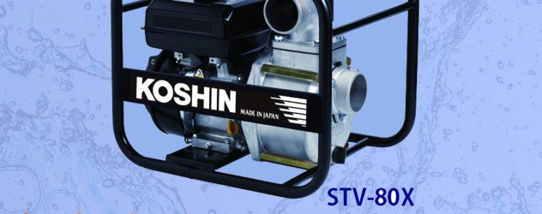 Jual Alat Pompa KOSHIN STV-80X