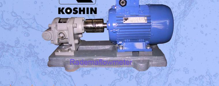 Jual Alat KOSHIN – Gear Pump