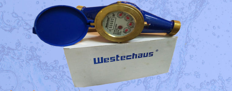 Jual Produk water meter westechaus 1/2 inch DN 15