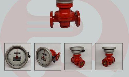 Jual Produk Flow Meter SHM Oval Gear