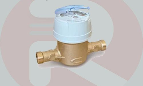 Water Meter Itron 1,5 Inch Aquadis DN 40 mm