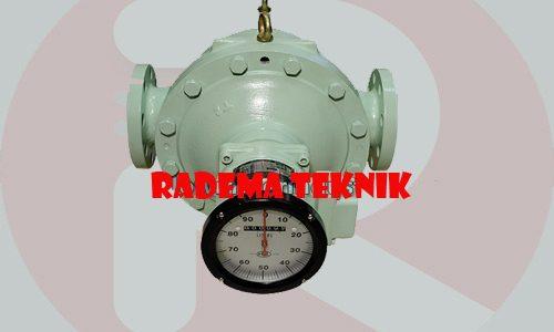 Jual Produk Flow Meter Oval LB282 3 Inch DN 80 mm