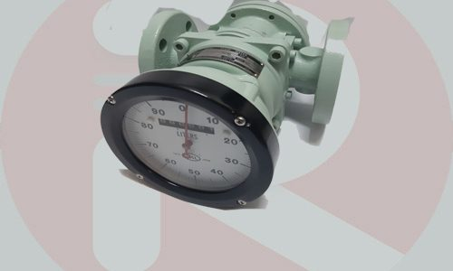 Jual Produk Flow Meter Oval 5G For Oil 2 Inch DN 50