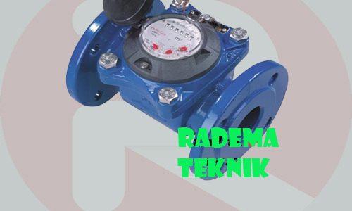 Jual Produk Water Meter Powogaz 2 Inch DN 50 mm