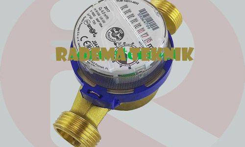 Jual Produk Water Meters Powogaz Single Jet Dry 3/4 Inch DN 20 mm