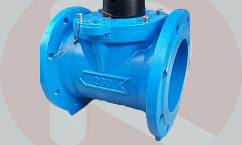 Water Meter Itron 8 Inch Dn 200 mm