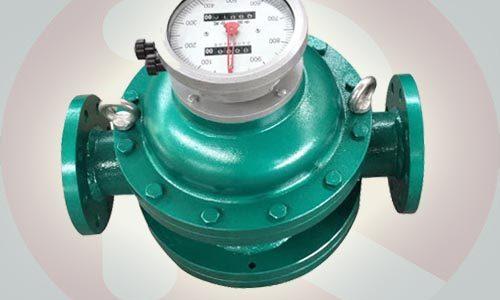Flow Meter Oval LB602 4 Inch DN 100 mm