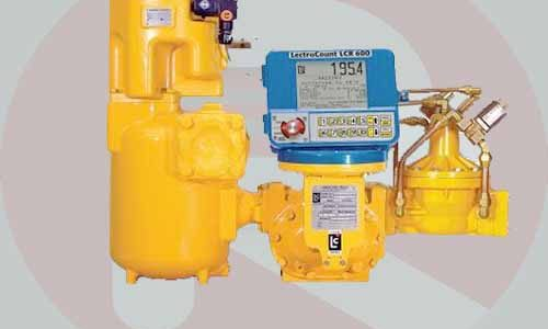 Flow Meter Lc m25 Size 3 Inch Dn 80