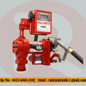 Transfer Pump FR 1211 DC