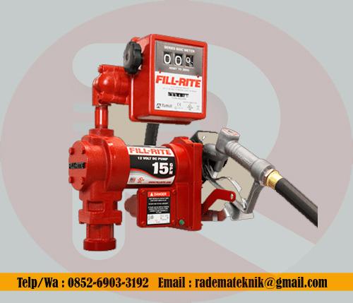 Transfer Pump FR 1211 DC