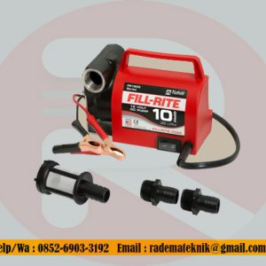 Transfer Pump FR 1612 DC