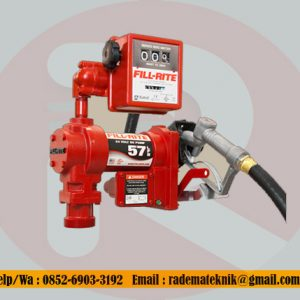 Transfer Pump FR 2411 DC