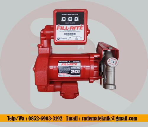 Transfer Pump Fill Rite FR 701 AC
