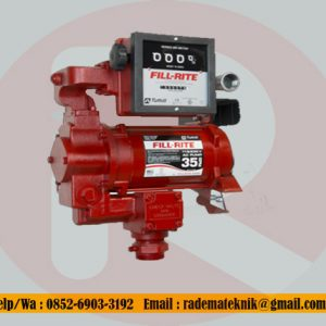 Transfer Pump Fill Rite FR 311