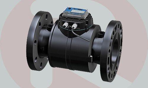 Flow Meter GPI Flomec QSE 75 mm (3 inch)