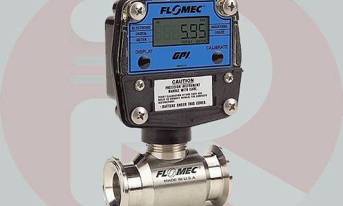 Flow Meter GPI Flomec GSCP 38 mm (1-1/2 inch)