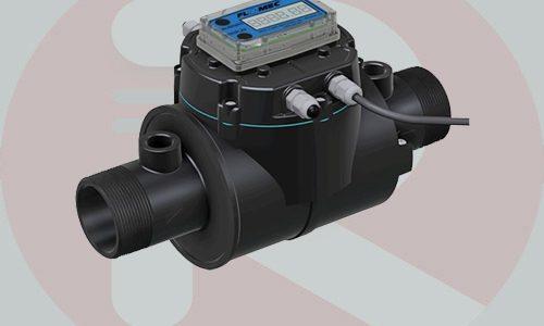 Flow Meter GPI Flomec QSE 1 inch