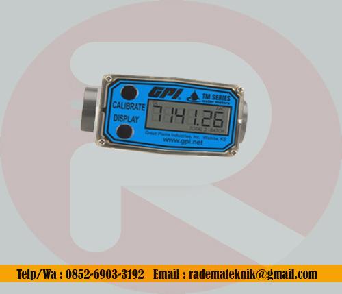 Flow-Meter-GPI-TM075-With-3.4-Inch
