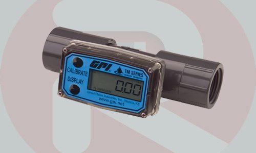 Flow-Meter-GPI-TM100-digital-Turbin-1-inch